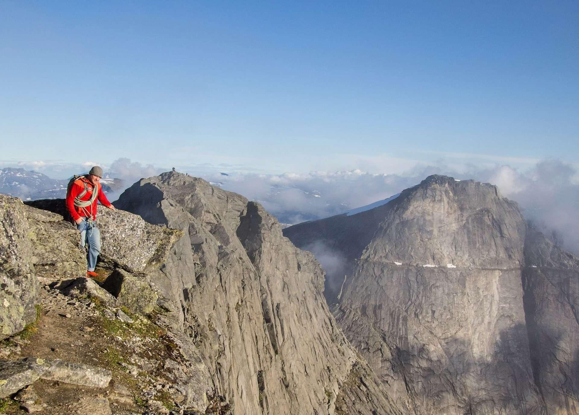 Magnus Lindor Strand, Mountain Guide