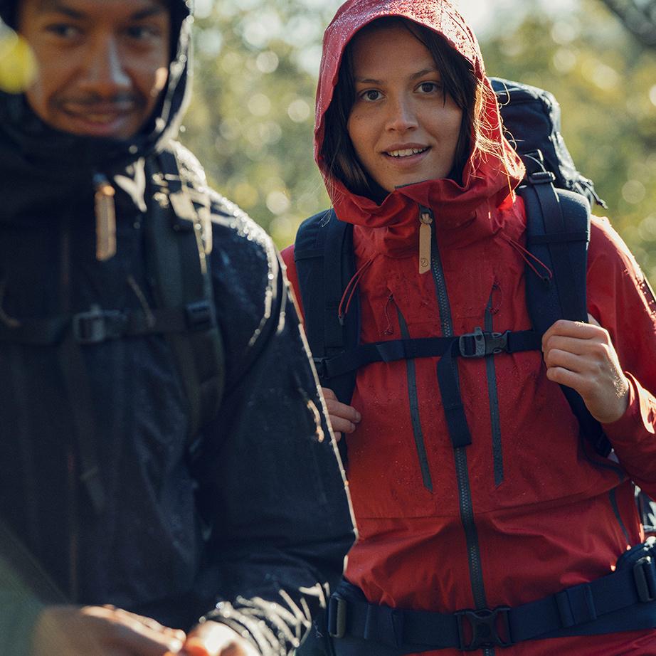 Fjällräven Keb Eco-Shell Jackets